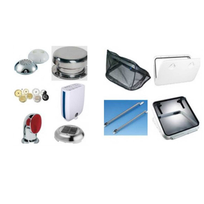 Skylight/Portlight/ Ventilation